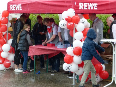 Unsere Kick-Off-Party vom 09.05.2015